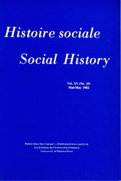 View Vol. 15 No. 29 (1982)