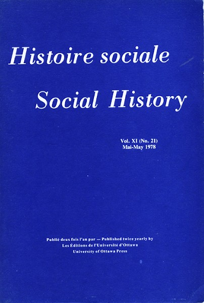 View Vol. 11 No. 21 (1978)