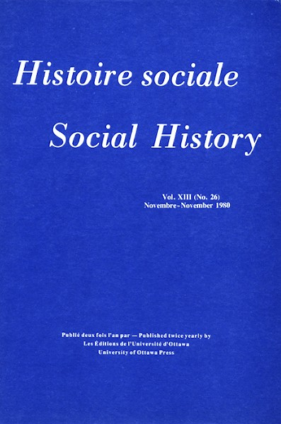 View Vol. 13 No. 26 (1980)