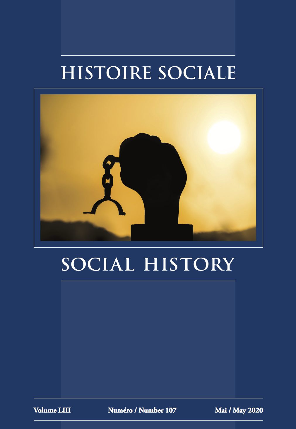 """View Vol. 53 No. 107 (2020): Special Issue: """"Slavery, Memory, Power: France and Its Former Colonies"""""""